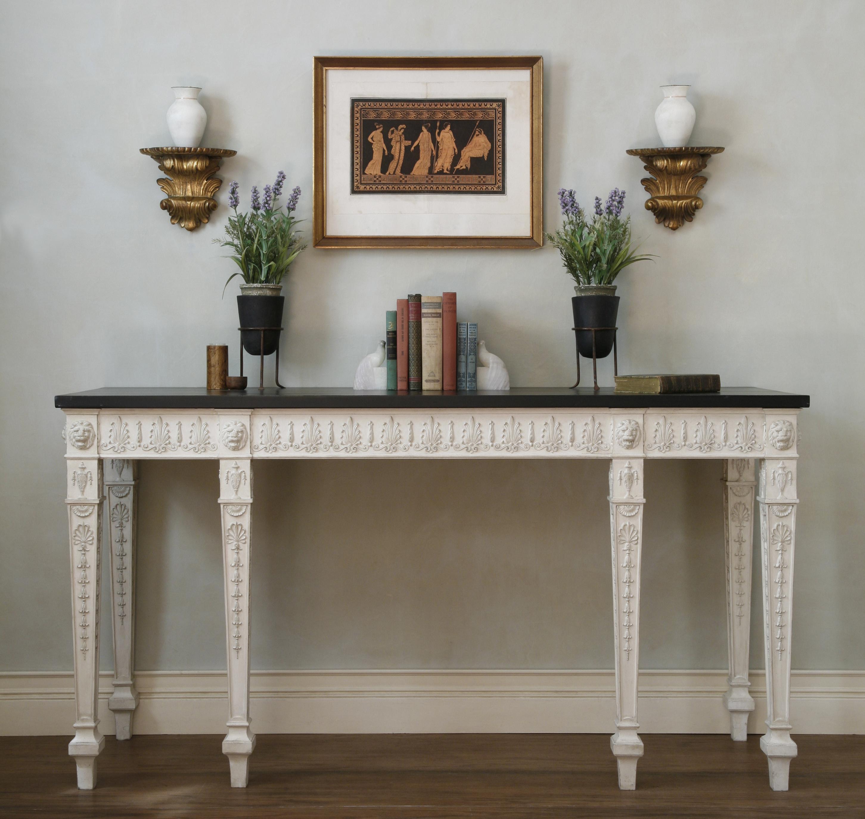 George III Console Table Kevin Cross Studio