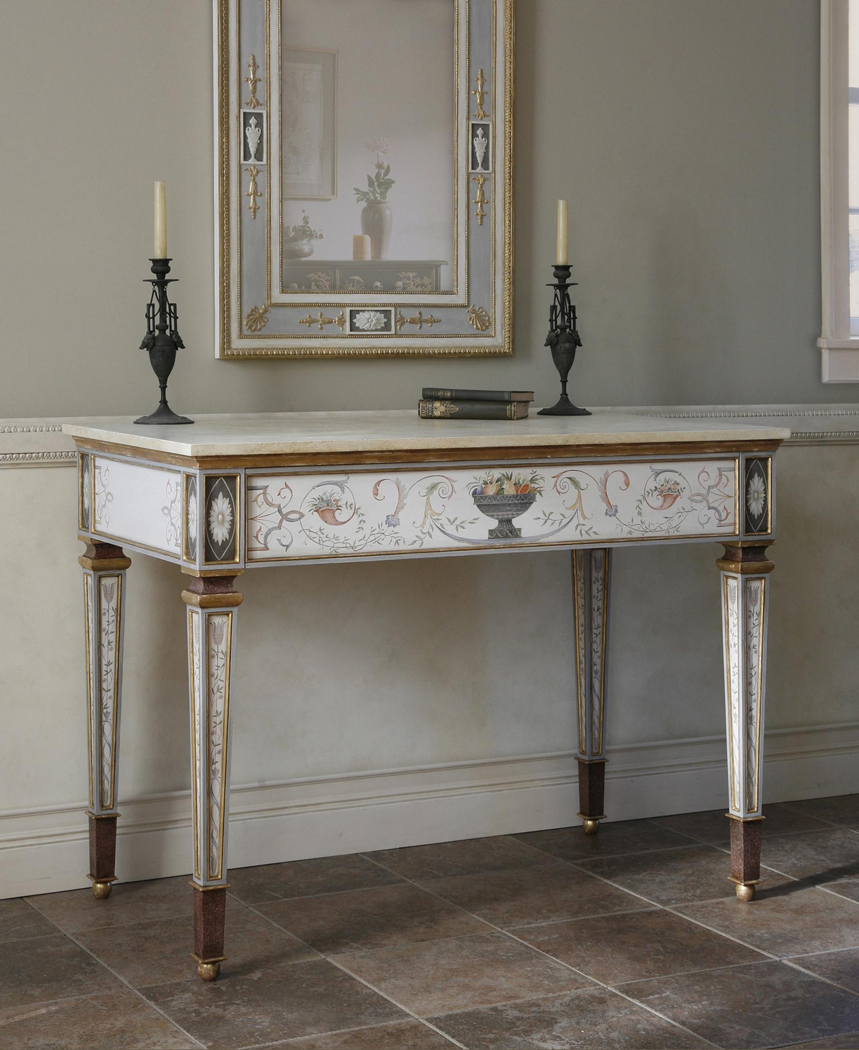 Italian Neoclassical Tables