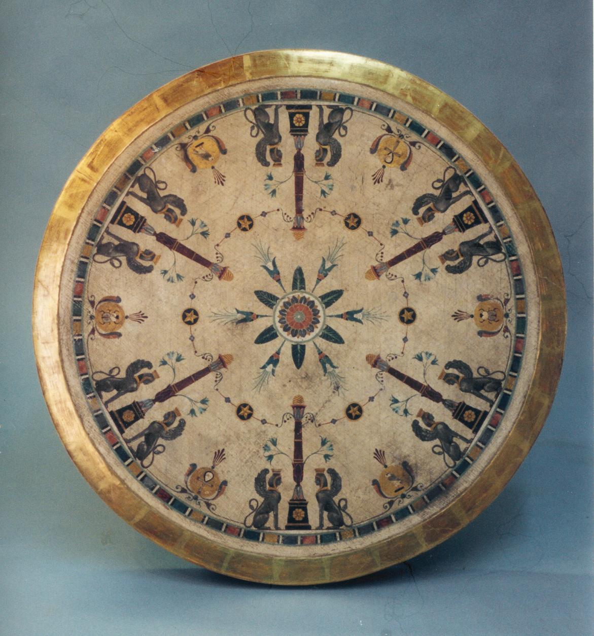 Egyptian Center Table Top