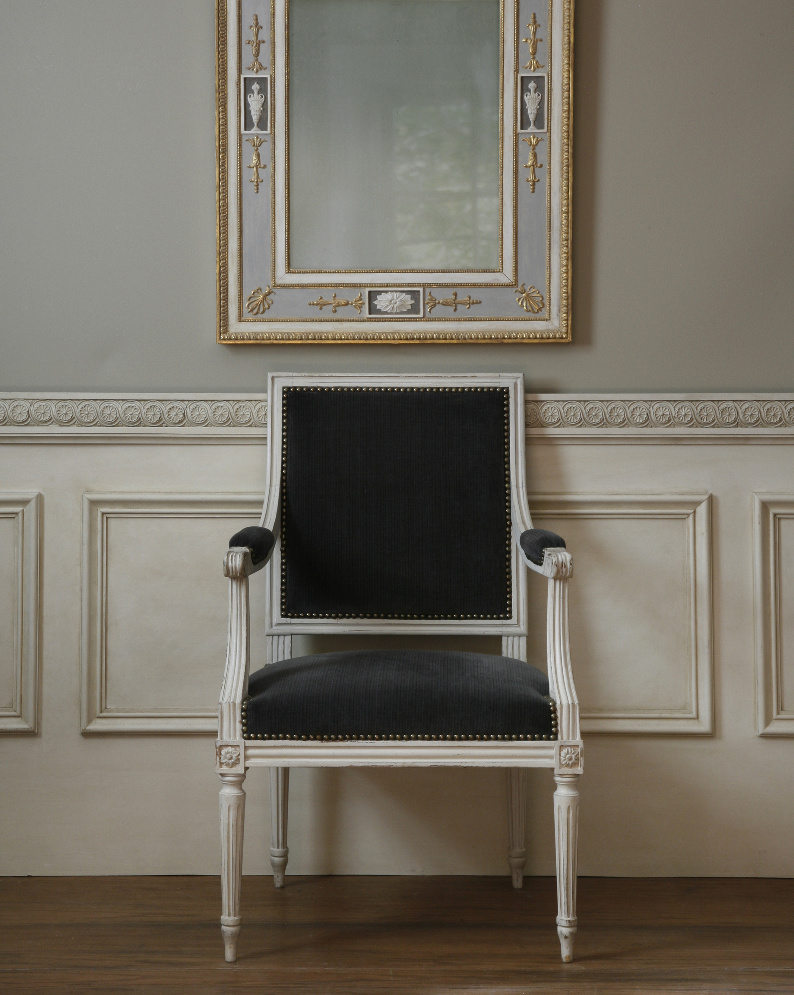 Chairs Mirrors and Other Furniture – Kevin Cross Studio
