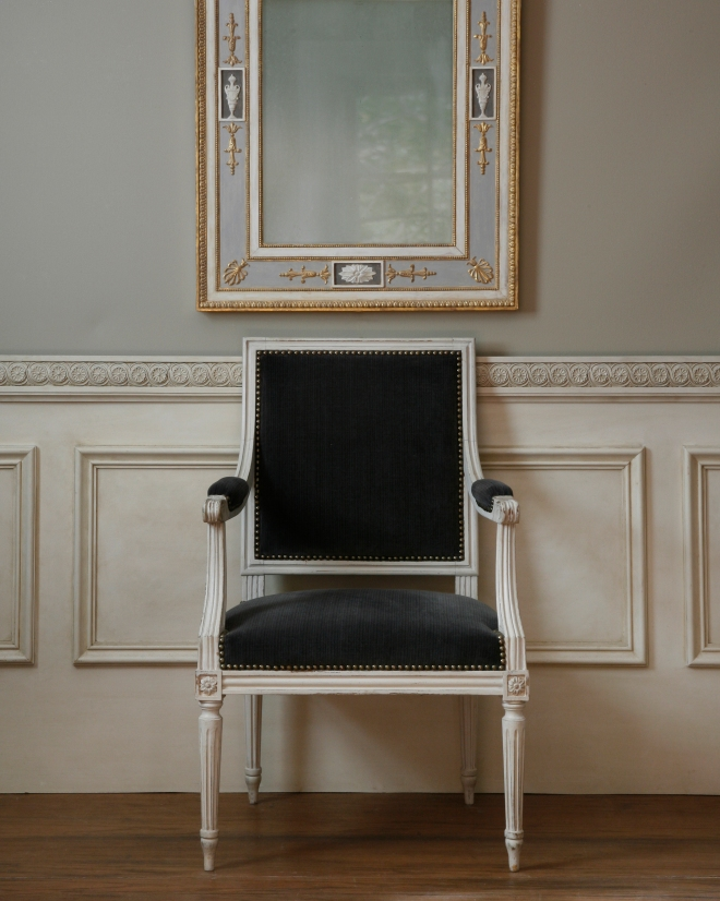 Louis XVI chair a la reine 6087