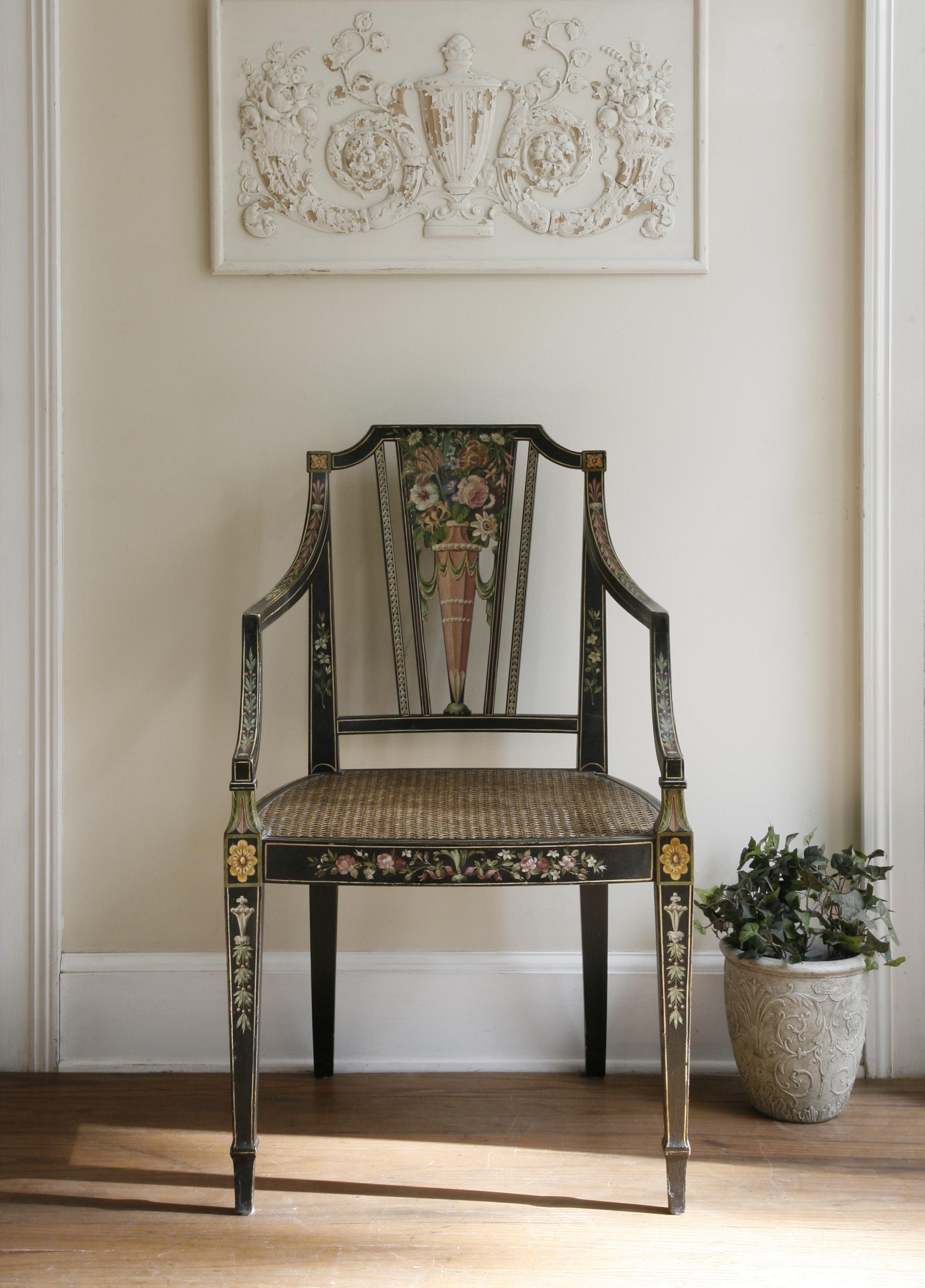 Thomas sheraton chair - Sheraton Armchair 6155 Wpl