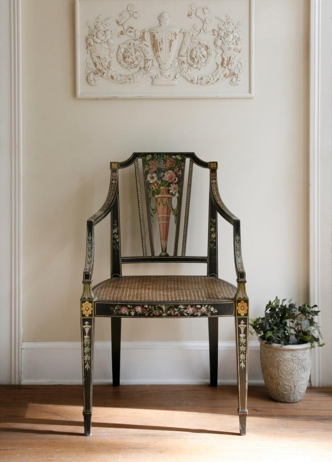 Sheraton armchair 6155 wpl