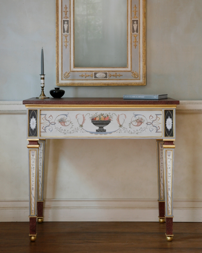 Italian Neoclassical table G2 8047 wpl