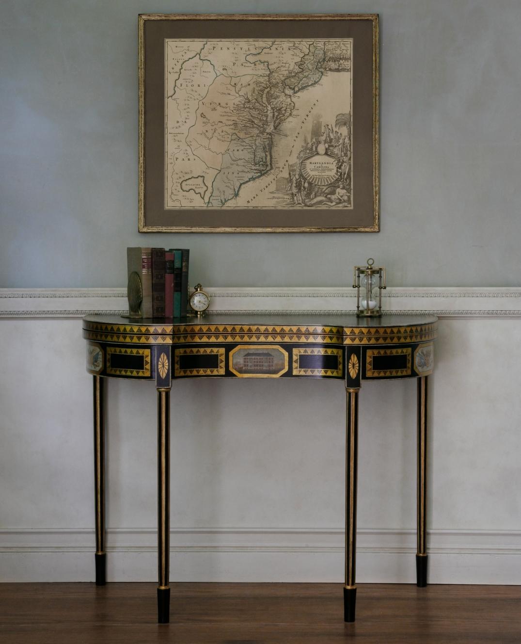 Baltimore Winterthur table 8292wpl