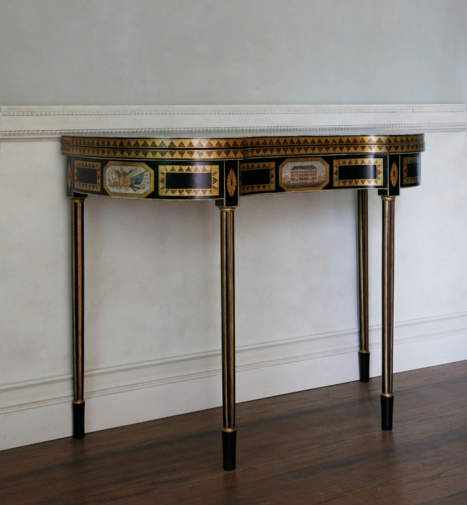 Baltimore Winterthur table angle 8342wpl
