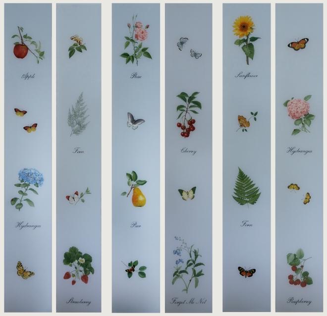 eglomise botanicals 3 rs wpl