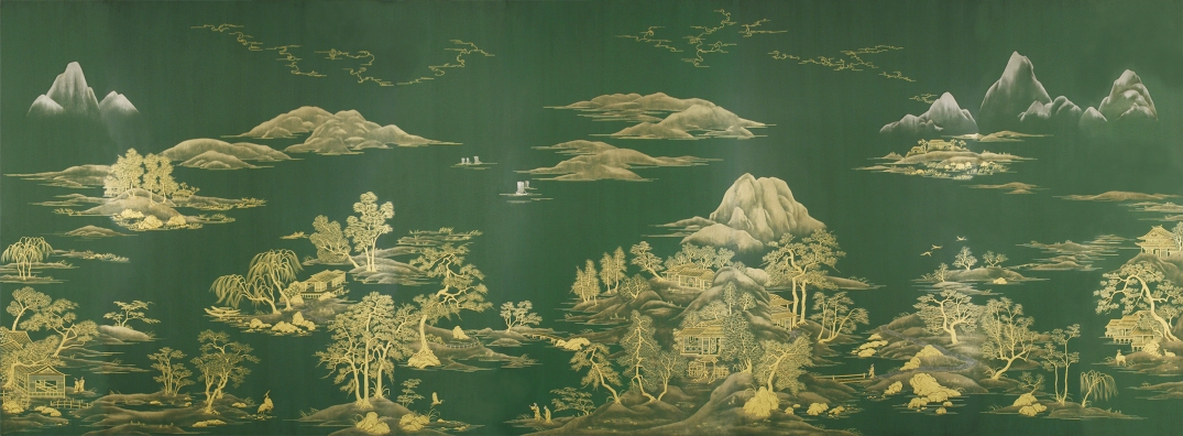 green-lacquer-mural-wpl rs [1]
